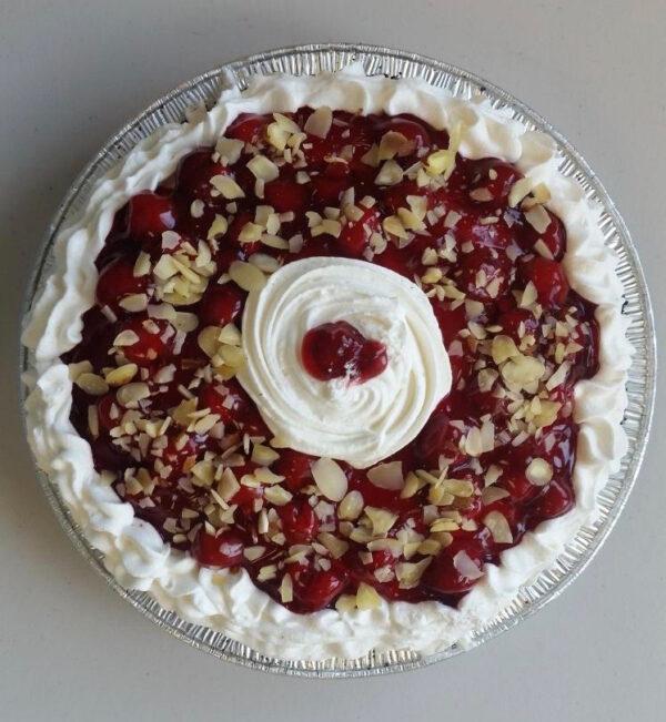 Cherry Almond Pie
