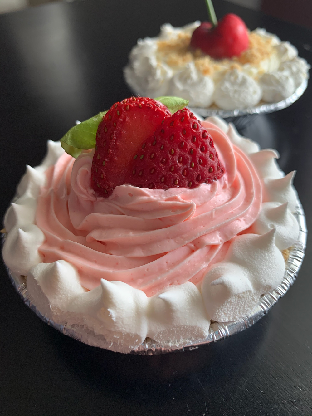 Strawberry No Bake Cheesecake Dessert