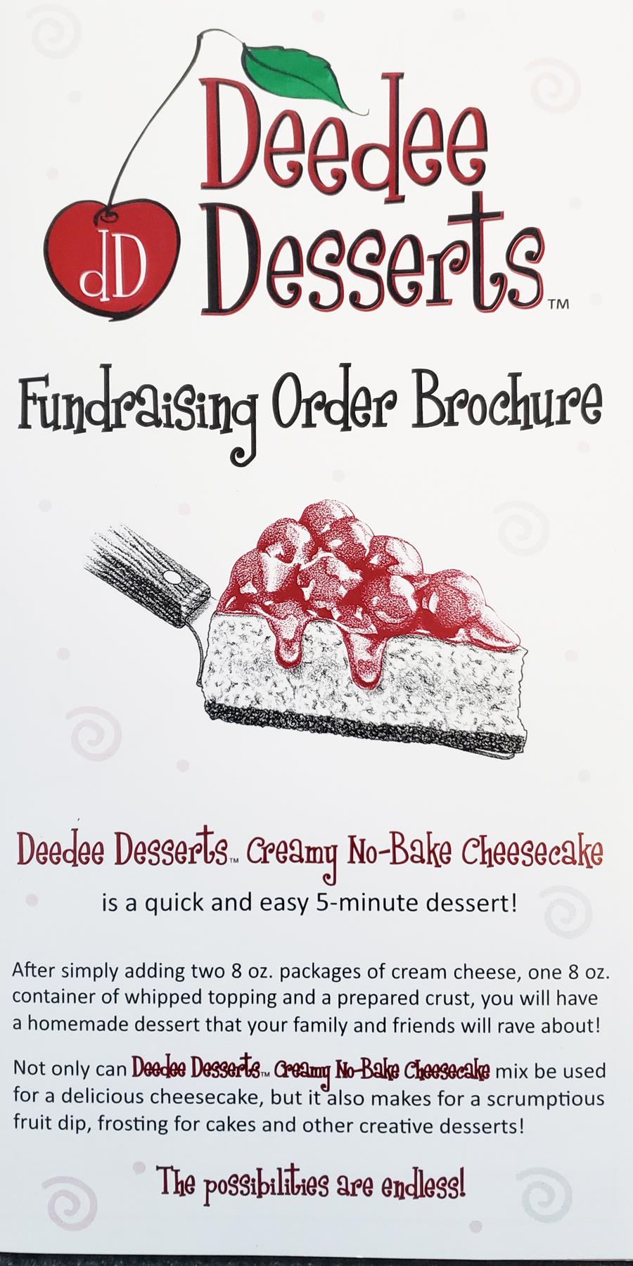 Deedee Desserts Brochure-2020